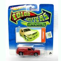 Hot Wheels Color Shifters Cambian De Color