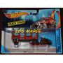 Hot Wheels Track Stars Bone Blazers Camion Auto Off Road