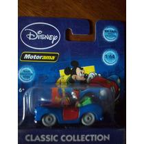 Coleccion De 8 Autitos Disney Motorama 1/64