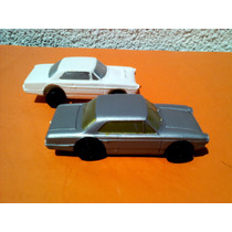 Lote X 2 Autitos Soplados Torino Nugil Version 1 Y 2