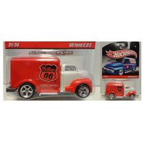 Hot Wheels 49 Ford Coe Camion Ruedas De Goma Solo Envios