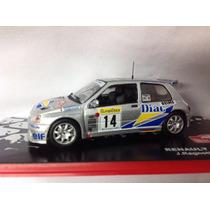 Renault Clio 95 Rally Montecarlo Coleccion Replica La Plata