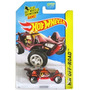 Auto Hot Wheels Arenero Bugy Quicksand Hw Off-road Retro Esp