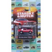 Hot Wheels Starky & Hutch 76 Ford Gran Torino 1:64