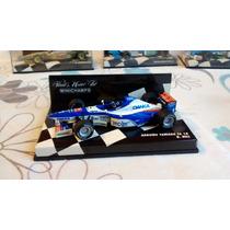 Minichamps F1 1997 Arrows Yamaha Fa 18 1/43 Damon Hill
