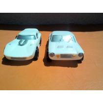 Lote X 2 Autitos Soplados Nugil Torino Version 3 Prototipo 2