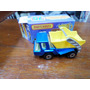 Matchbox N°37 Camion Volquete Skip Made In England De 1976