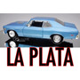 Chevrolet Chevy Nova 70 Metal Escala 1/18 Replica Coleccion