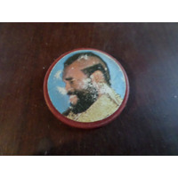 Pin Galgo Mr T Mario Baracus Brigada A