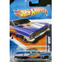 Hot Wheels ´66 Chevy Nova Chevrolet Hw Racing 2011#154