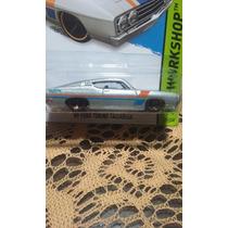 Hot Weels 69 Ford Torino Talladega