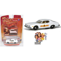 Johnny Lightning The Dukes Hazzard Ford Torino Solo Envios
