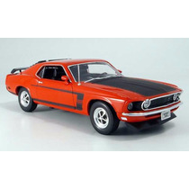 Ford Mustang 1969 - Welly 1.18