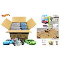 Hot Wheels Caja Cerrada 72 Autitos 2015 Mattel Envio Gratis