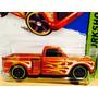 Hot Wheels Serie 2014 Pickup Chevy Custom 69 Cerrado Blister