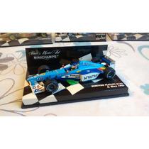 Minichamps F1 1999 Benetton Playlife B199 1/43 Alex Wurz