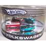 Hot Wheels Viva Volkswagen Set Ruedas De Goma 67 Vw Pick Up