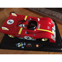 Auto Ferrari 312 P 1972 Escala 1/18 Coleccion Shell