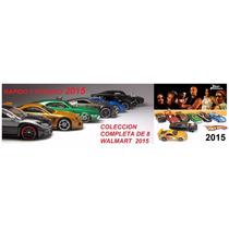 Hot Wheels Rapido Y Furioso Fast & Furious 2015 Envio Gratis
