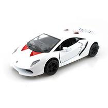 Auto De Colección Lamborghini Sesto Elemento Licencia