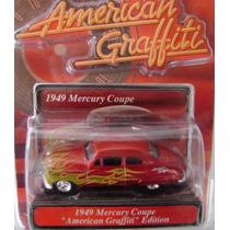 Autito Coleccionable Mercury 1949 American Graffiti Motormax