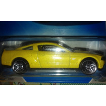 Hot Weels Ford Mustang Gt 2010