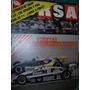 Revista Corsa 956 Serravalle Prost Lauda Vw Golf Rally Grupo