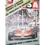 Revista Corsa 678 Monaco Ferrari Reutemann Scheckter Dipalma