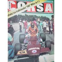 Revista Corsa 419 Rafaela Prueba Zanella 175 Porsche Navone