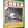Revista Corsa 430 Monoposto Blanco Busquet Serra Autopistas