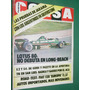 Revista Corsa 669 Road Test Fiat 128 Europa Lotus Jarama Tn