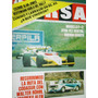 Revista Corsa 736 Alan Jones Reutemann Rally Codasur Mugello