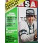 Revista Corsa 744 Reutemann Holanda Daly Piquet Garro Henton