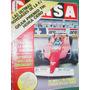 Revista Corsa 756 Niki Lauda Road Test Volvo Sommi Rosso