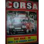 Revista Corsa 524 Lamina Tapa Roberto Mouras Zunino Porsche
