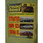 Road Test 81 Bmw 523 Fiat Siena Mercury Bmw Z3 Discovery