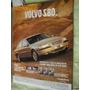 Publicidad Volvo S80 Año 1999