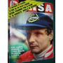 Revista Corsa 828 Niki Lauda Datsun Di Palma De Benedictis