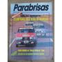 Revista Parabrisas Nº 122 Julio 1988 Prueba Fiat Uno Scv