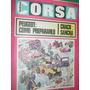 Revista Corsa 17 Preparacion Peugeot Chaco Sancha Autos