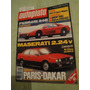 Autopista 1536 Ferrari 348 Maserati Bmw 318 Volvo 440 Alfa 3
