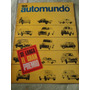 Automundo 30 Onza Ford Mustang Renault R8 Peugeot 403 404