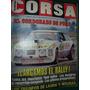 Revista Corsa 946 Lauda Mouras Rally Argentina Cordoba Ford