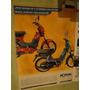 Publicidad Moto Mondial M1 - S1 Año 1997