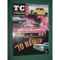 Revista Tc Urbano 29 Autos Hot Rod Remix Coches Años 70