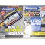 Revistas Campeones Automovilismo, Lote De 2 Numeros.