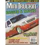Lote De 2 Revistas Autos Americ. Mini Trucking, De Colección