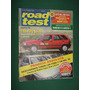 Revista Road Test 39 Fiat Tipo Renault 19 Bmw Porsche Ford