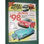 Revista Mega Autos Especial Test Bmw Megane Maruti Auto Cars