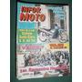 Revista Infor Moto 306 Yamaha Sigma Encuentro Nacional Vespa